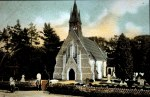 Colbury Church in 1905